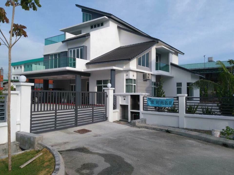 Sekinchan Stylish Villa, Sabak Bernam