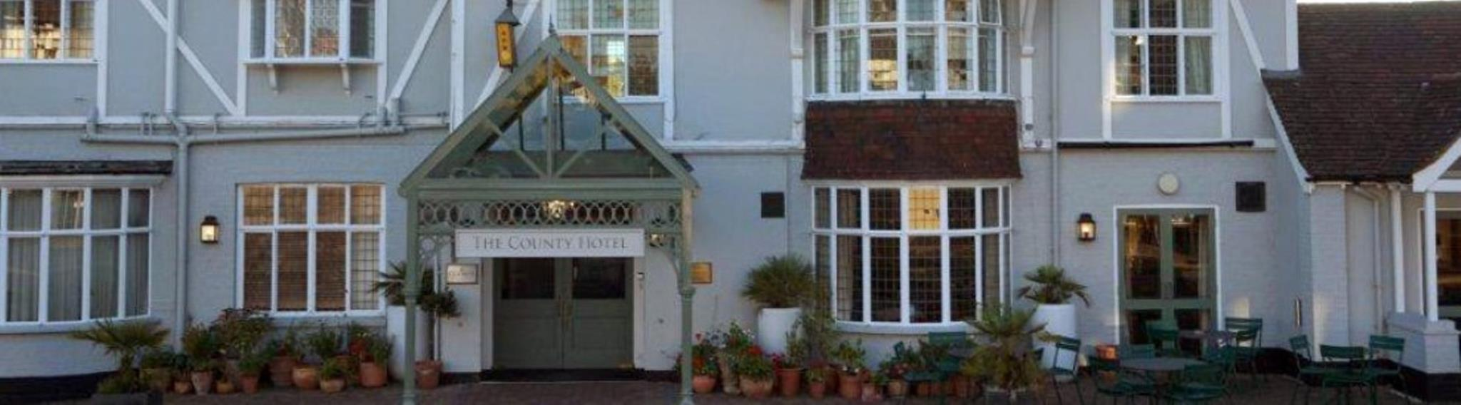 The County Hotel, Essex