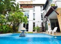 Tropical Garden Pattaya Villa