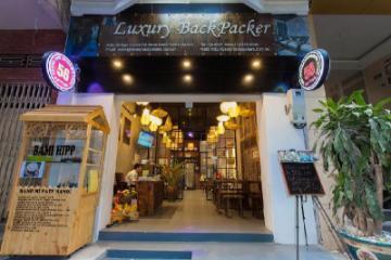 Luksus backpackere