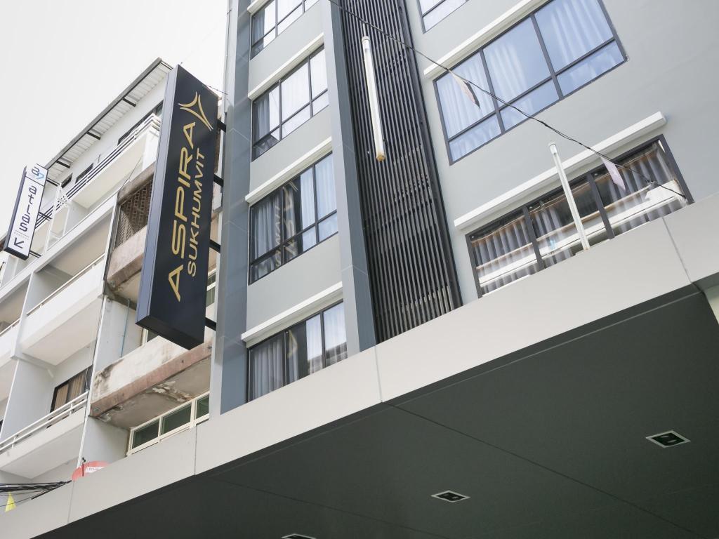 【Sukhumvit Hotel】アスピラ スクンビット(Aspira Sukhumvit)