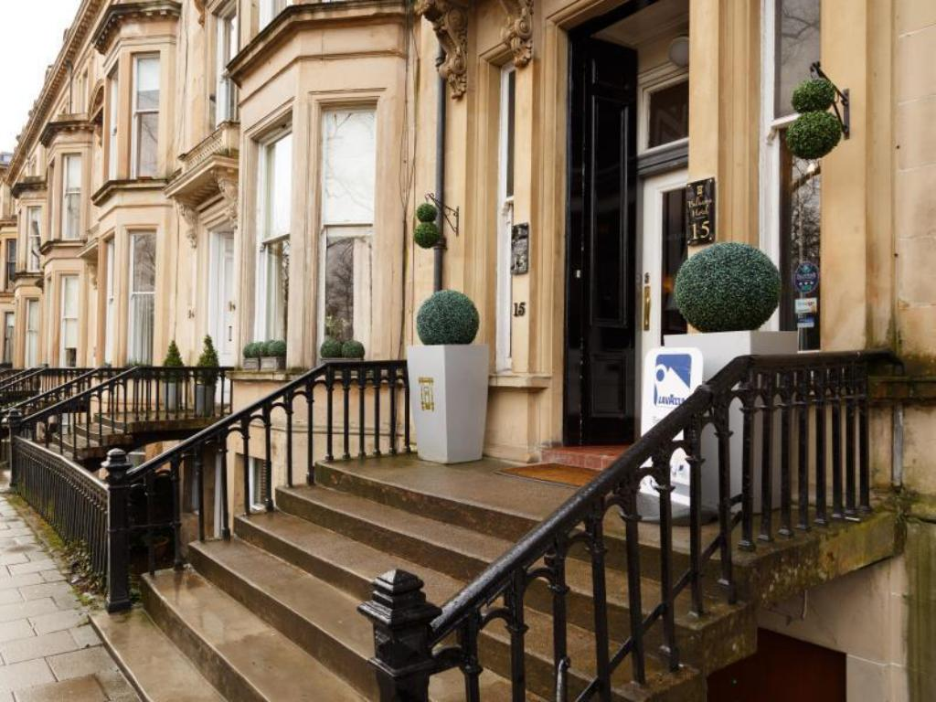 Best price on the belhaven hotel in glasgow reviews for 15 belhaven terrace glasgow