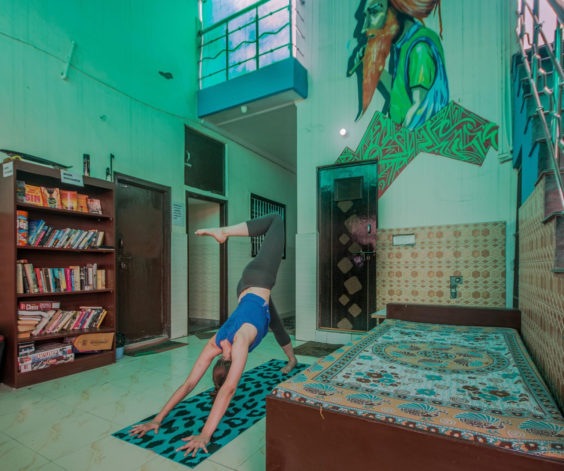 Friends Guest House and Hostel, Agra