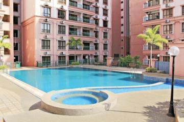 Ideel ferielejlighed @Marina Court Resort ejerlejlighed