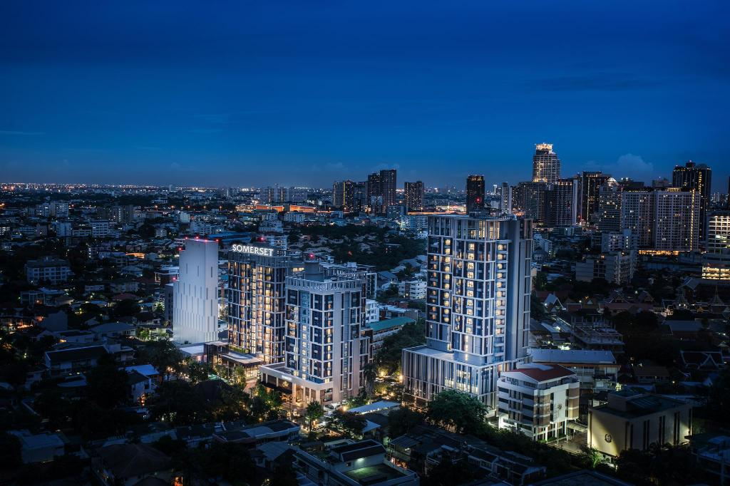 【Sukhumvit Hotel】サマセット エカマイ バンコク(Somerset Ekamai Bangkok)