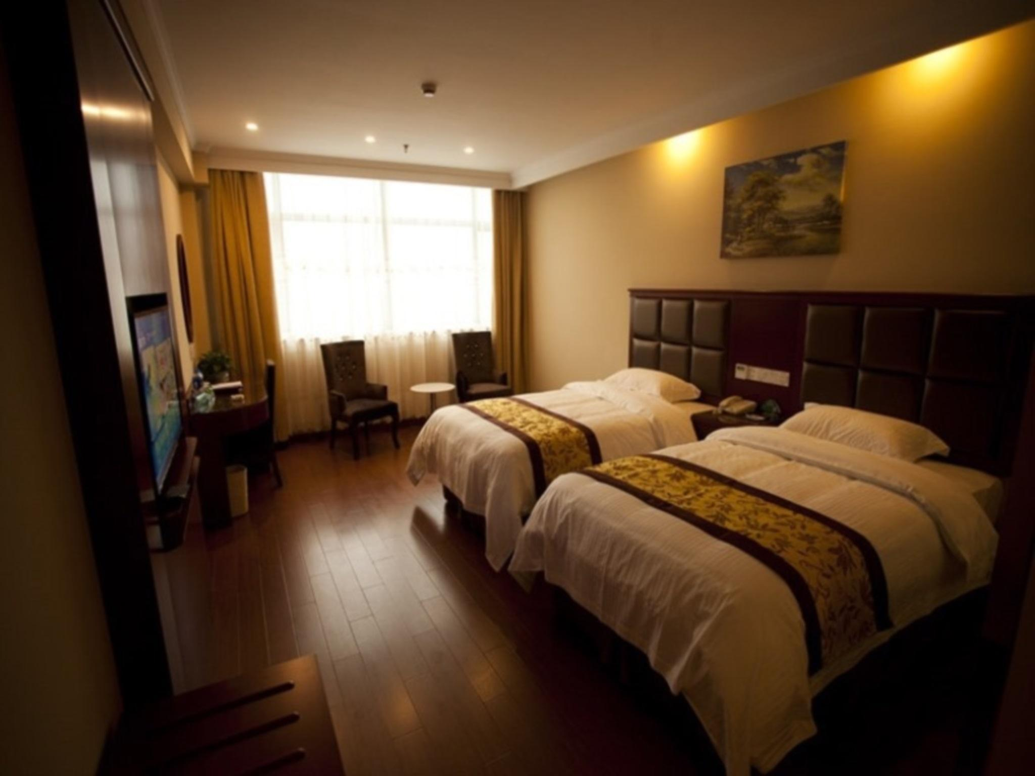 GreenTree Inn AnHui Maanshan Dangtu High Speed Railway East Station RT-Market Business Hotel, Ma'anshan