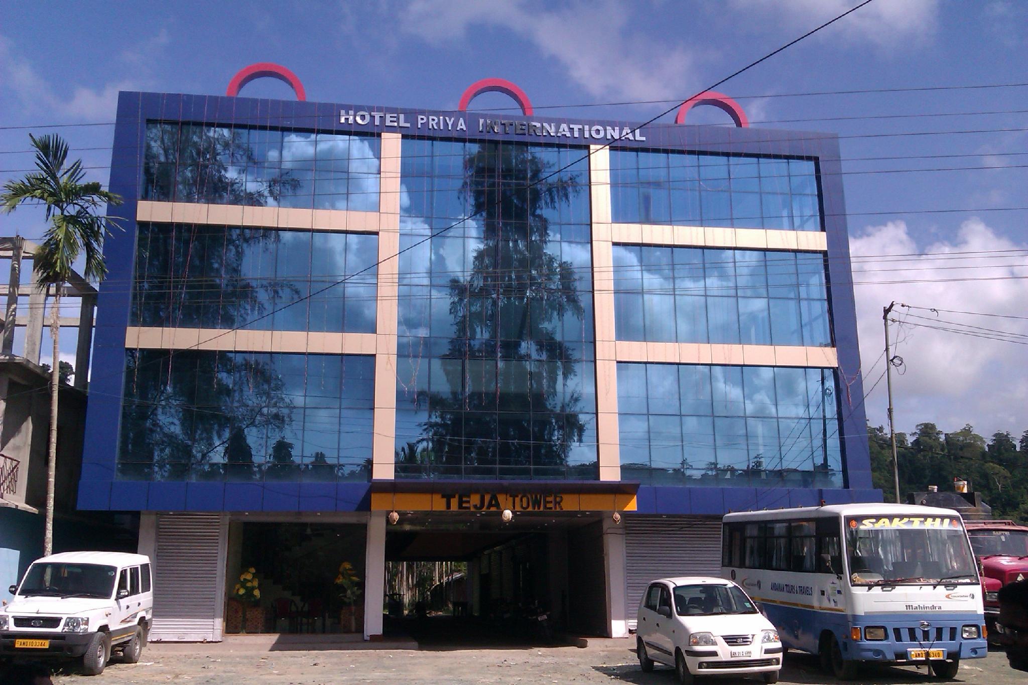 Hotel Priya International-Rangat, North and Middle Andaman