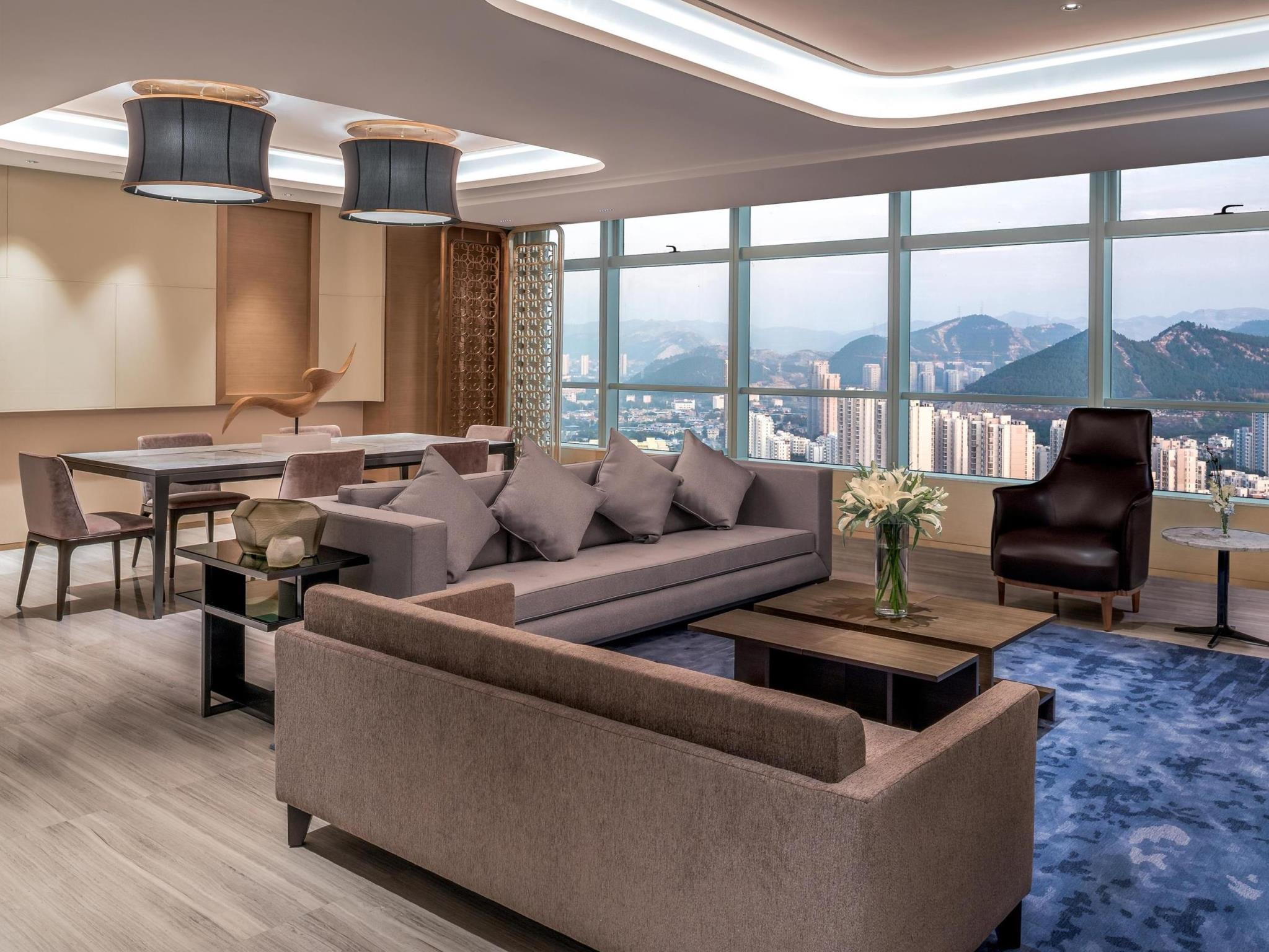Hilton Jinan South Hotel & Residences, Jinan
