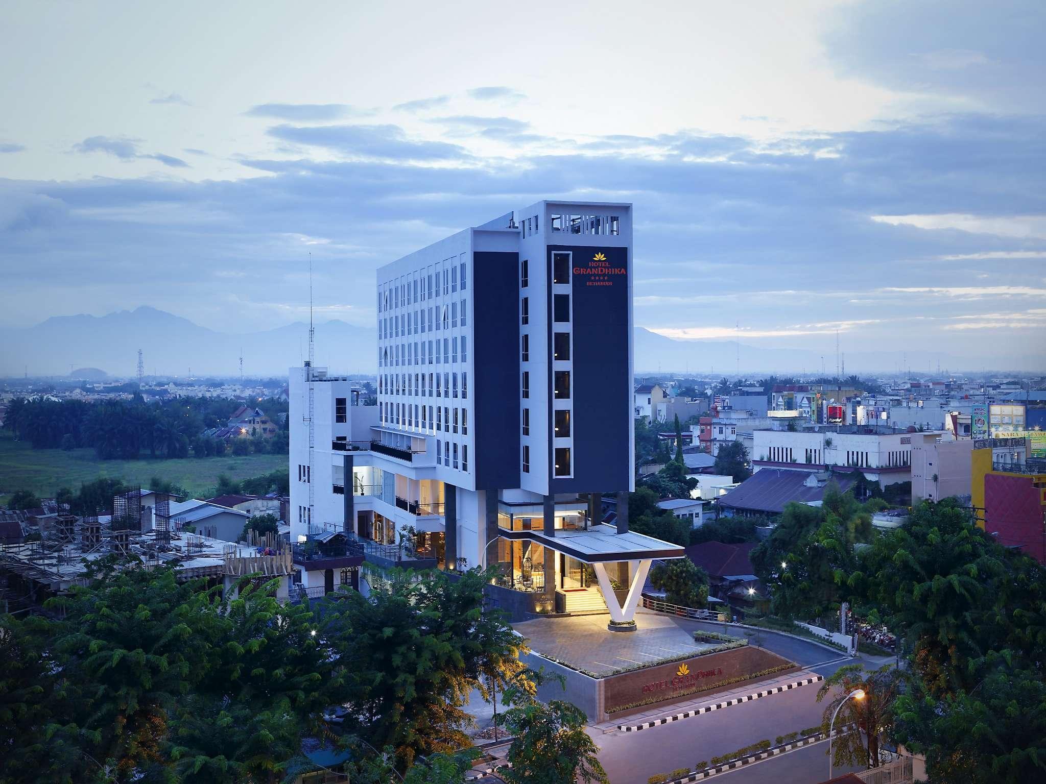 Hotel Grandhika Setiabudi Medan,Medan Sunggal