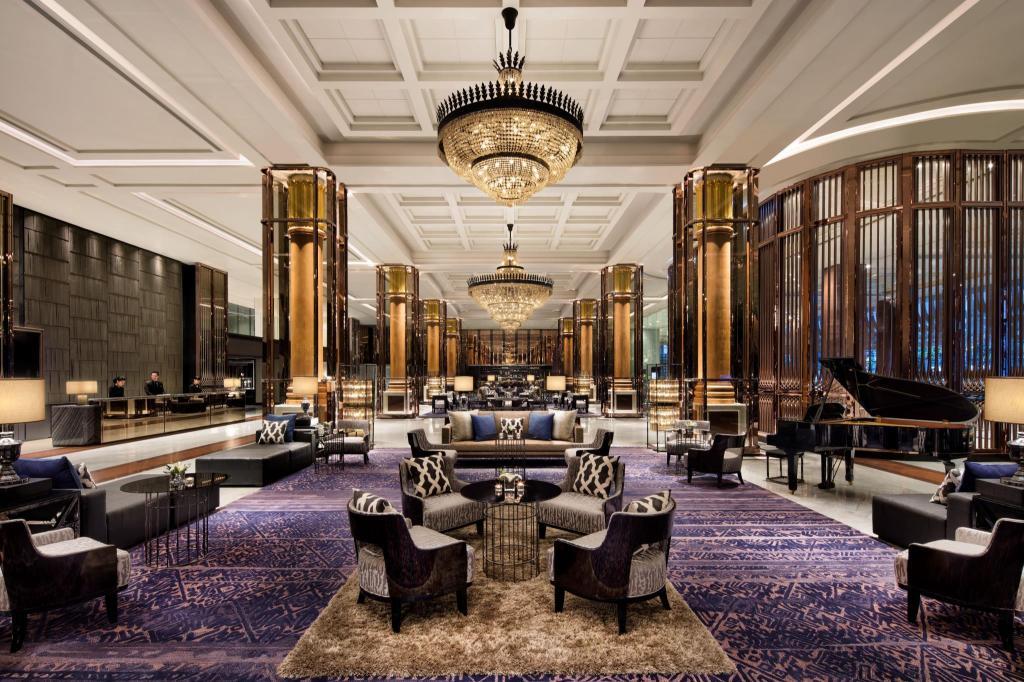 【Sukhumvit Hotel】バンコク マリオット マーキス クイーンズ パーク(Bangkok Marriott Marquis Queen's Park)