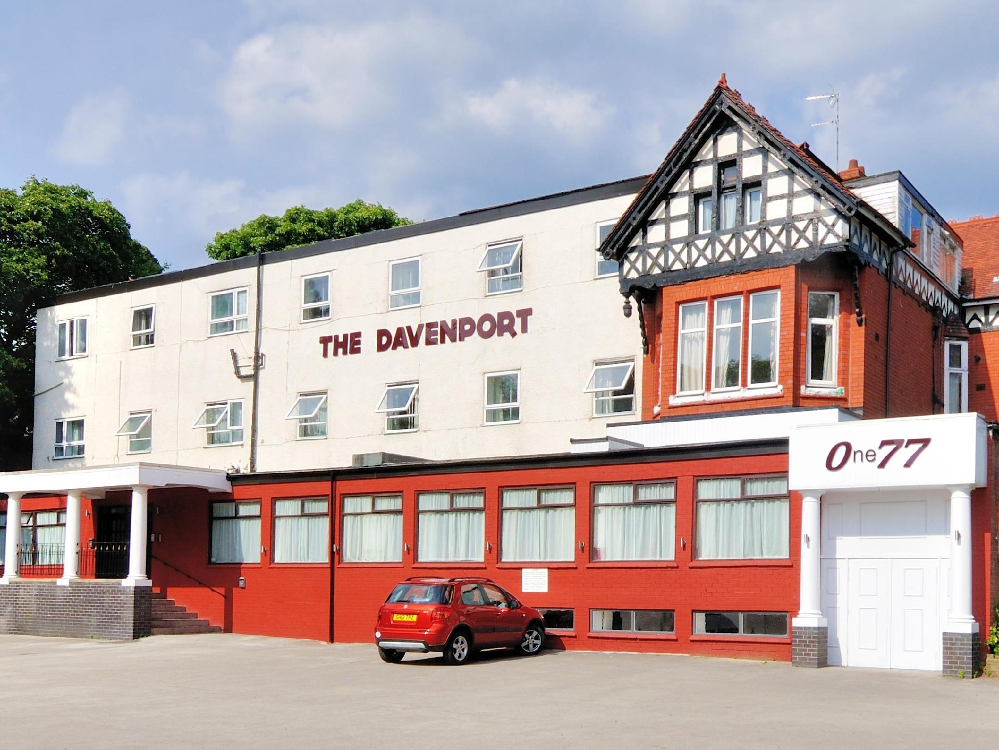 The Davenport Hotel, Stockport