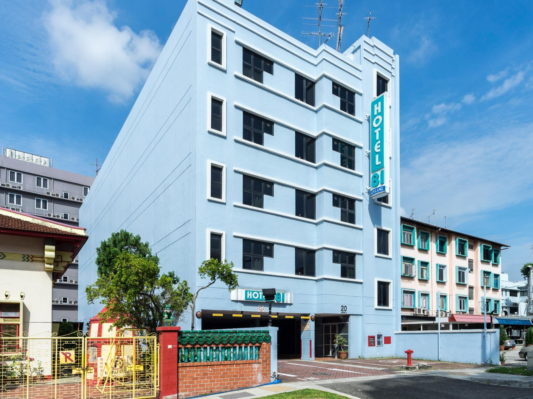 Best Price on Hotel 81 Geylang in Singapore + Reviews
