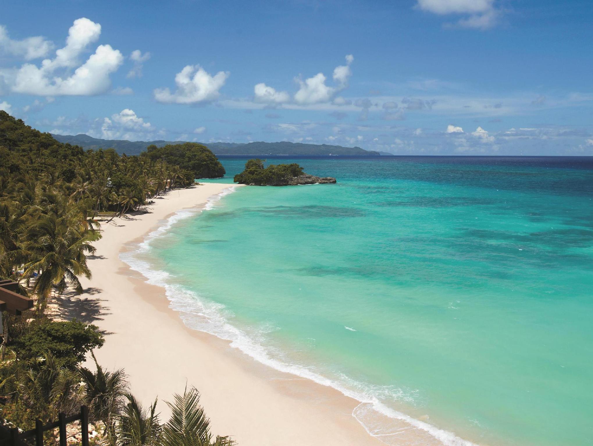 Banyugan Beach - Strand Boracay