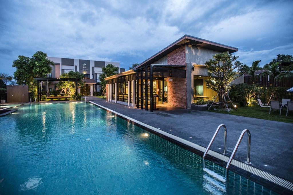 บุรีรัมย์ 10 โรงแรม BEST VALUE คุ้มค่าที่สุดควรค่าแก่การเข้าพัก