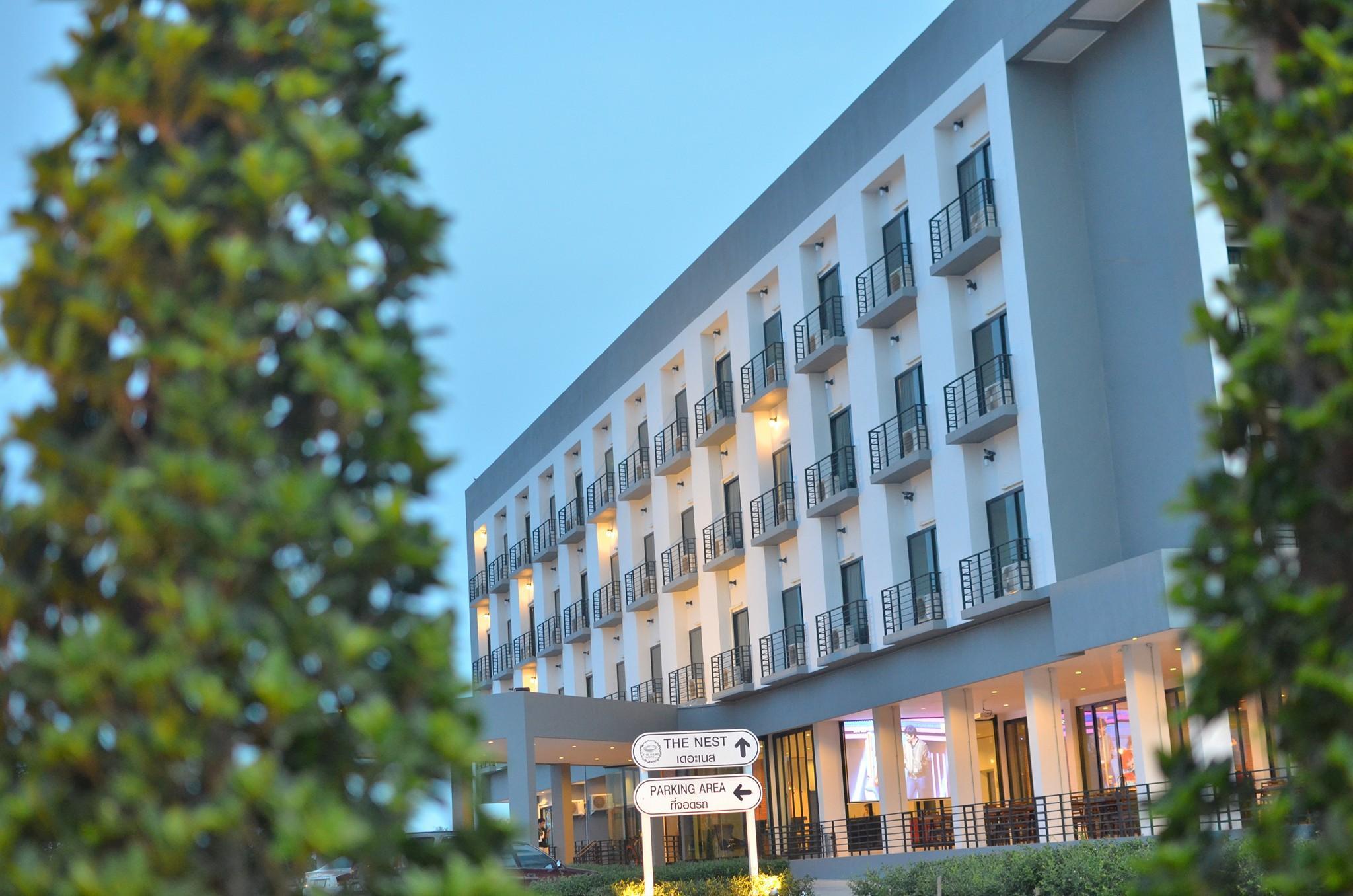 The Nest Hotel Phichit, Muang Phichit
