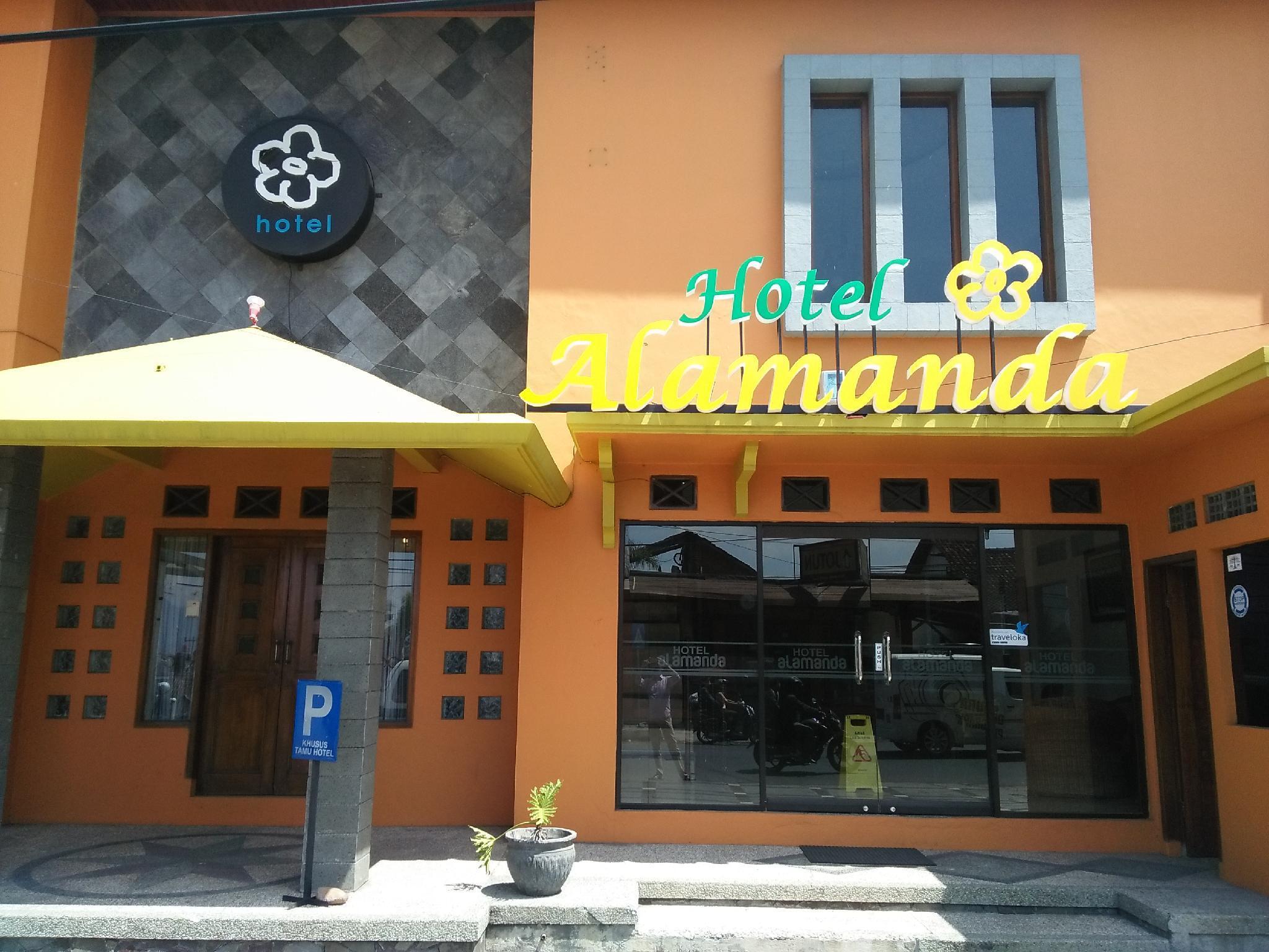 Alamanda Hotel Garut