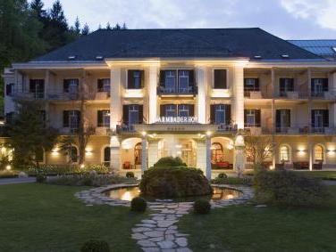 Hotel Warmbaderhof, Villach