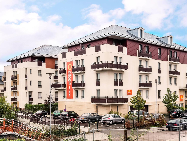 Aparthotel Adagio Access Carrieres Sous Poissy, Yvelines