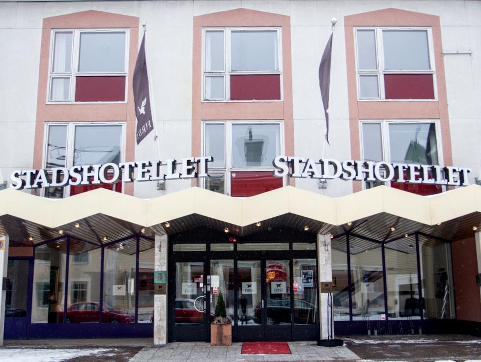 First Hotel Statt, Söderhamn