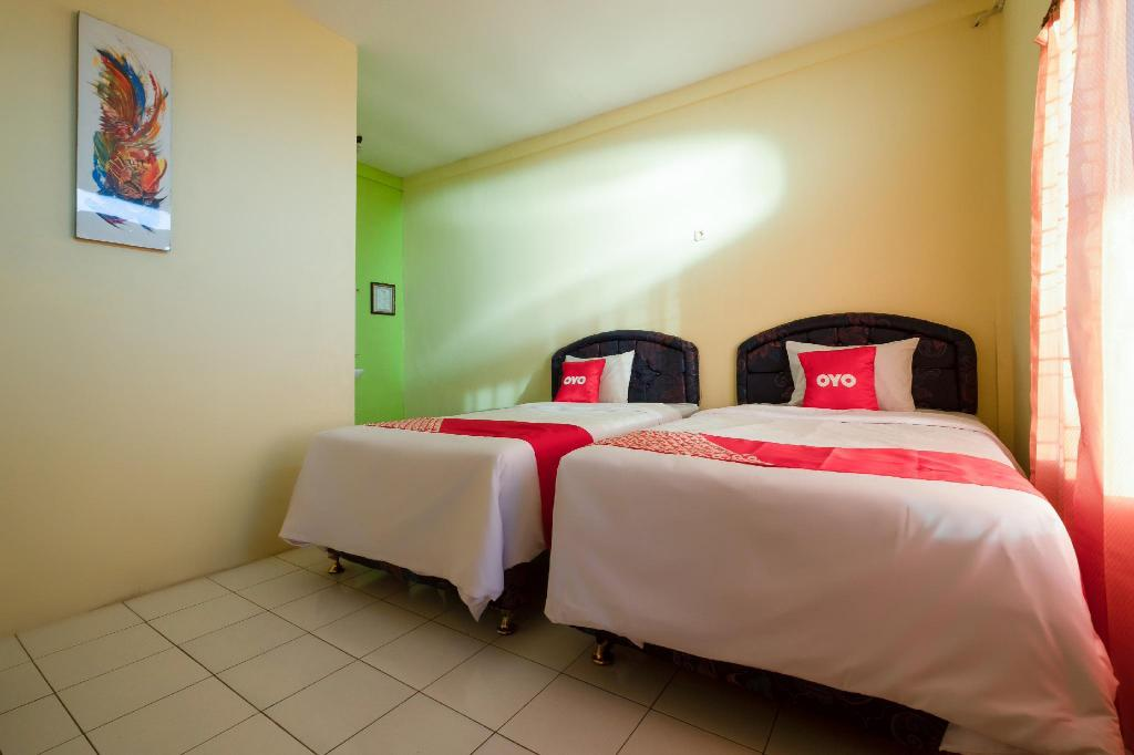 Kamar penginapan di OYO 3206 Hotel Sido Langgeng