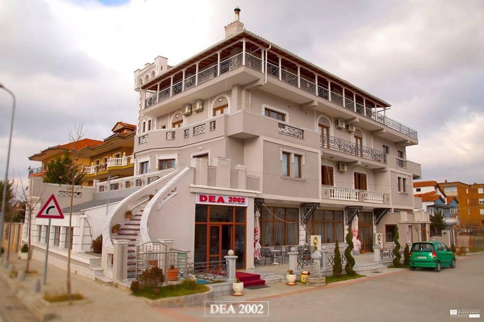 Hotel Dea 2002, Korçës