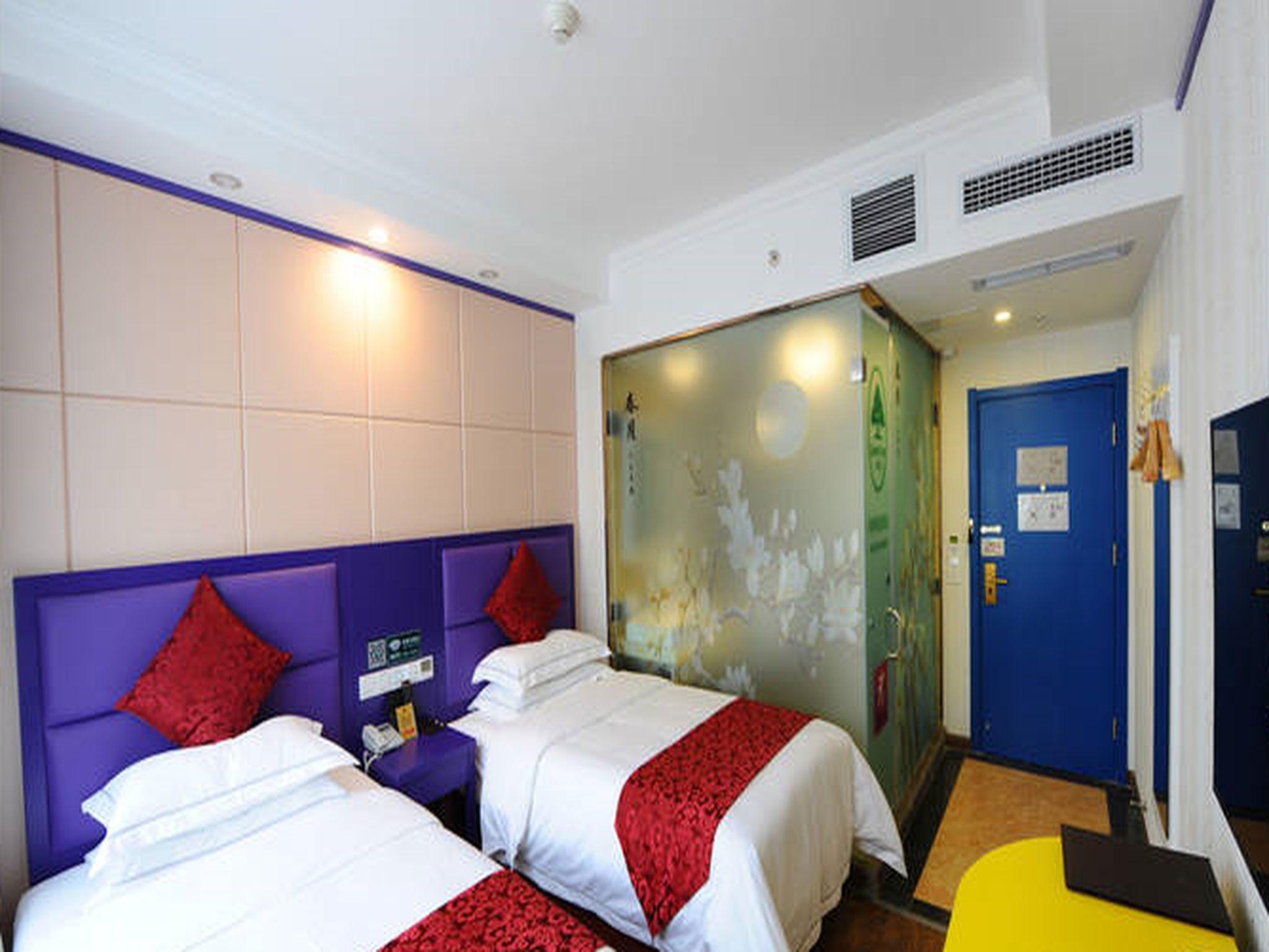 GreenTree Inn Guangyuan Lizhou West Road Business Hotel, Guangyuan