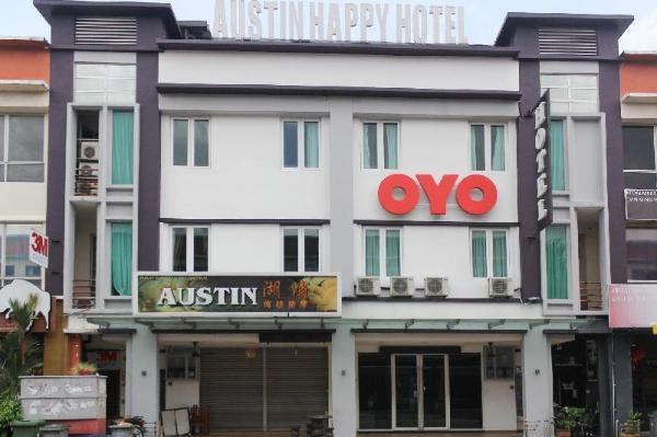 OYO 90027 Happy Hotel Johor Bahru