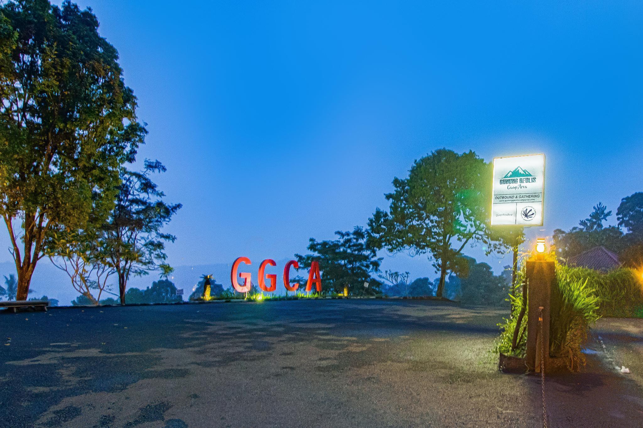 GGCA Camping Resort Bogor