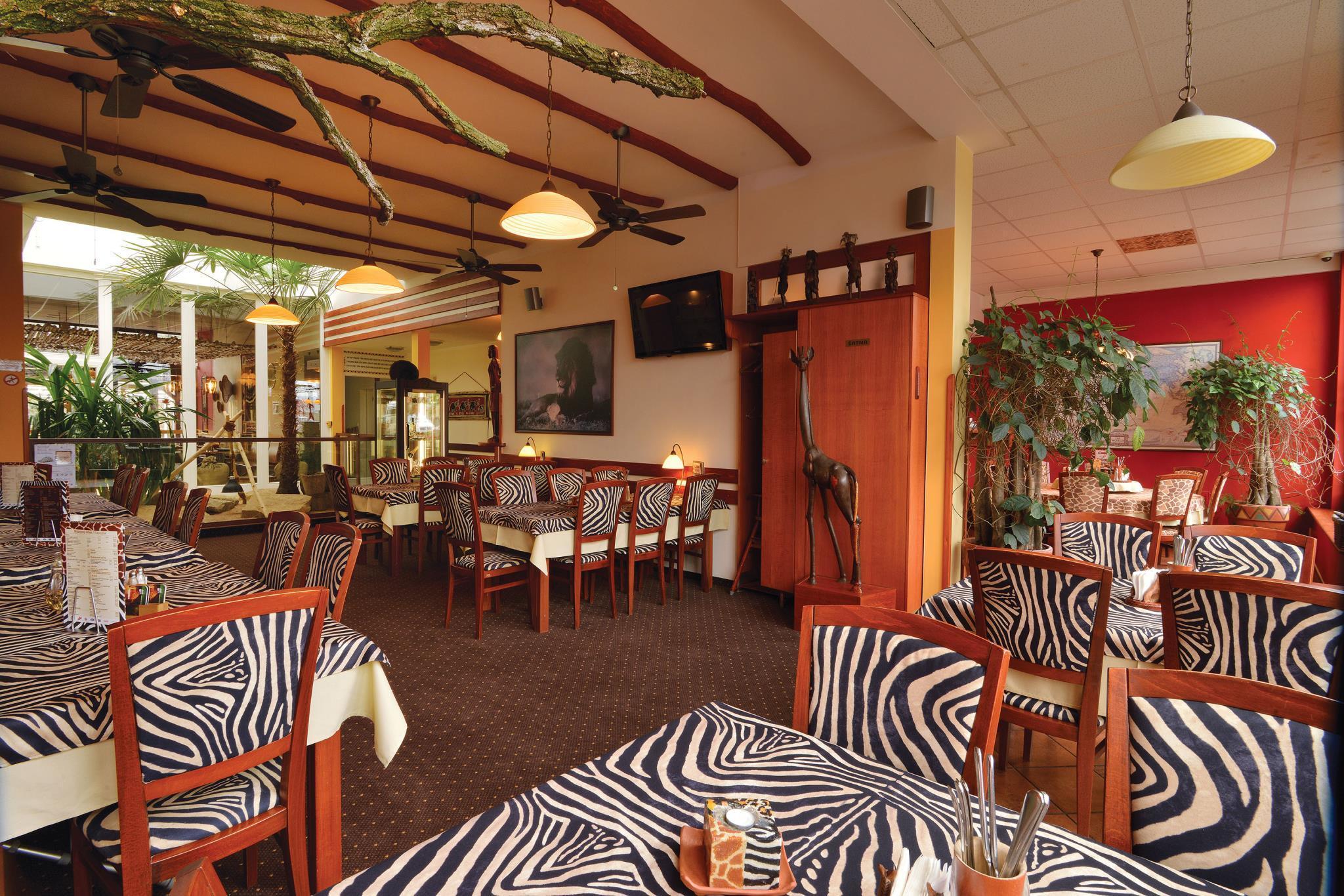 Hotel Safari Lodge, Trutnov