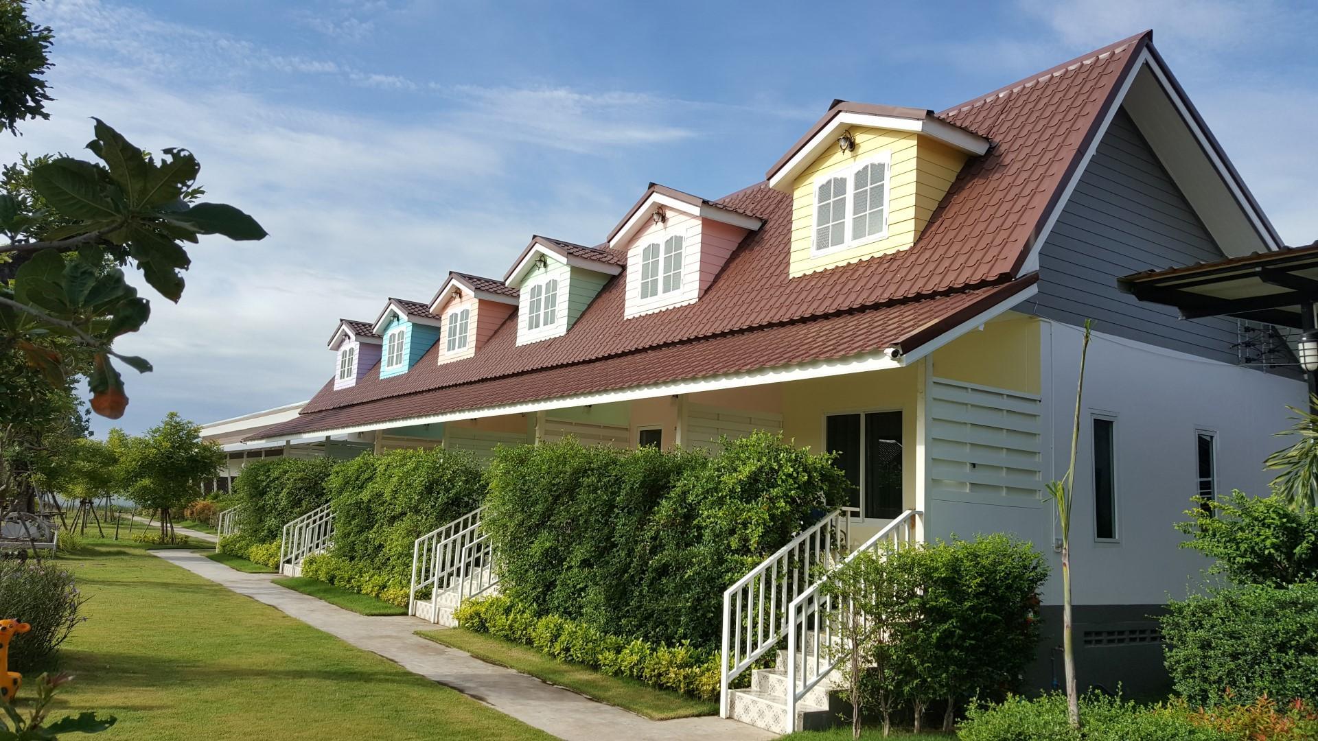 Grand Garden Home Resort, Muang Buri Ram