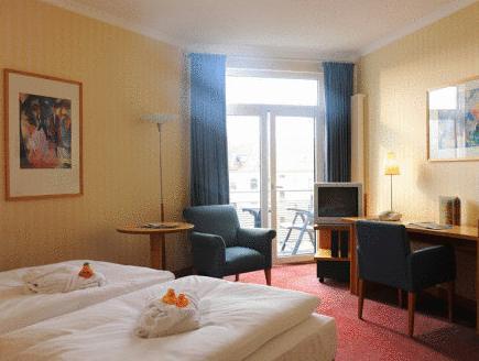 Strand-Hotel Hubner, Rostock