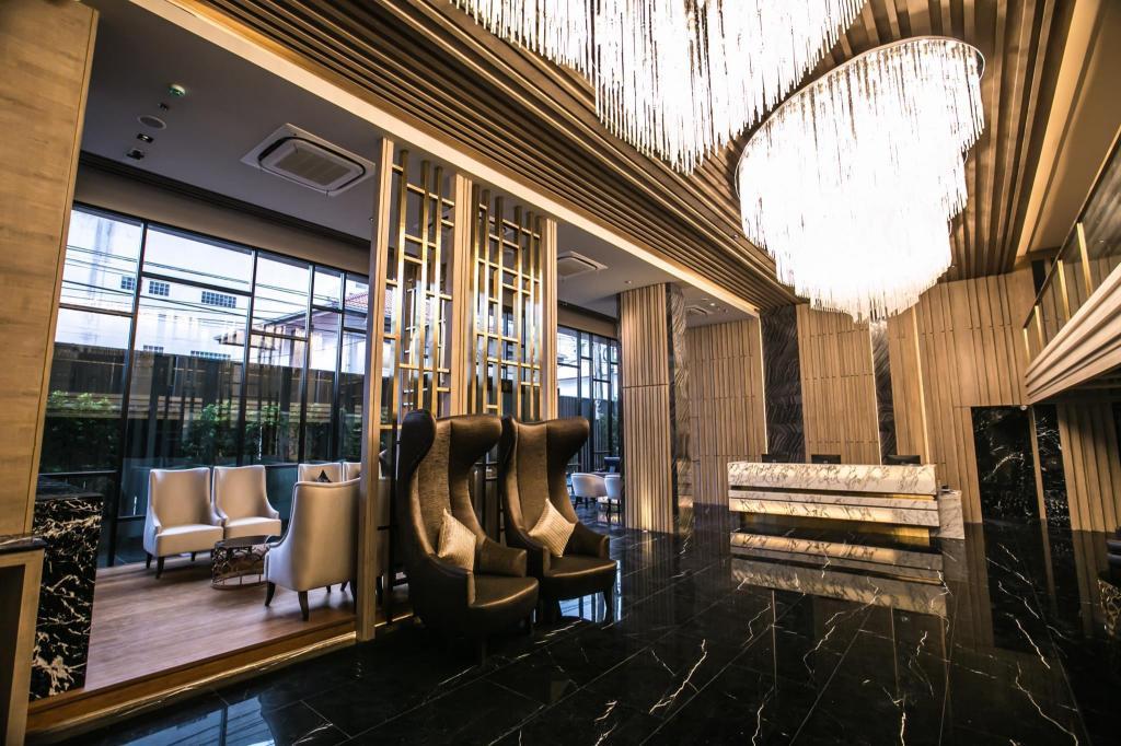 【Sukhumvit Hotel】アルテ ホテル(Arte Hotel)