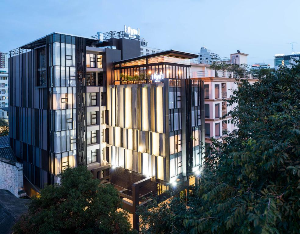 GLOW プラトゥナムホテルと同グレードのホテル3