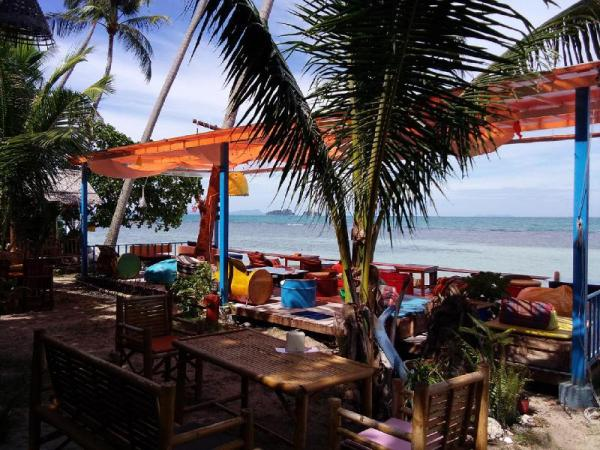 I-Talay Beach Bar & Cottages Taling Ngam Samui Koh Samui