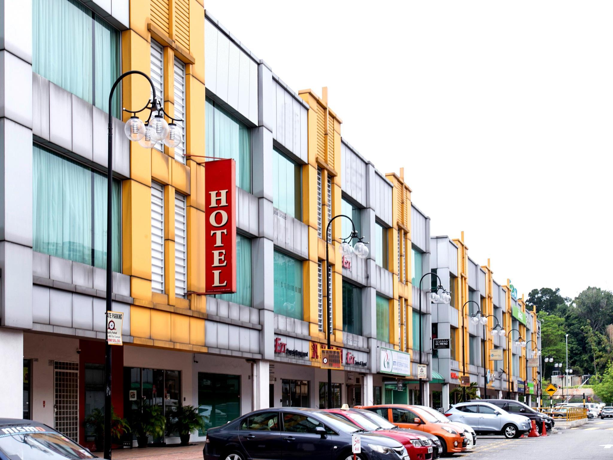 OYO 208 Sens Hotel, Kuala Lumpur