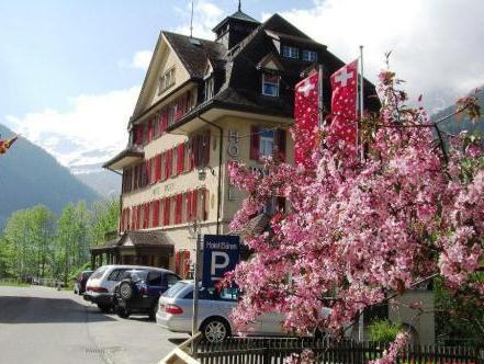 Hotel Baren, Frutigen