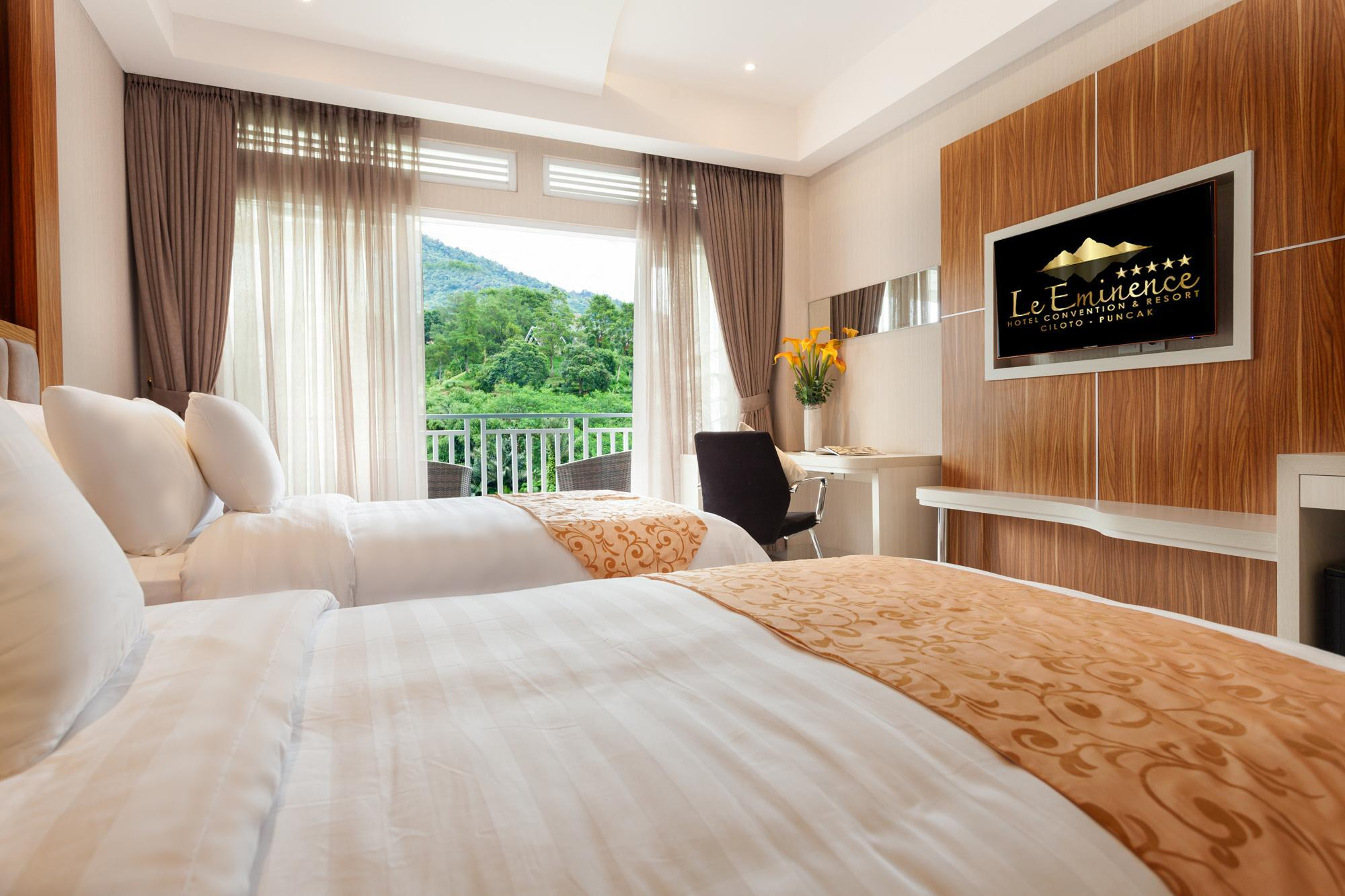 Le Eminence Hotel Convention and Resort