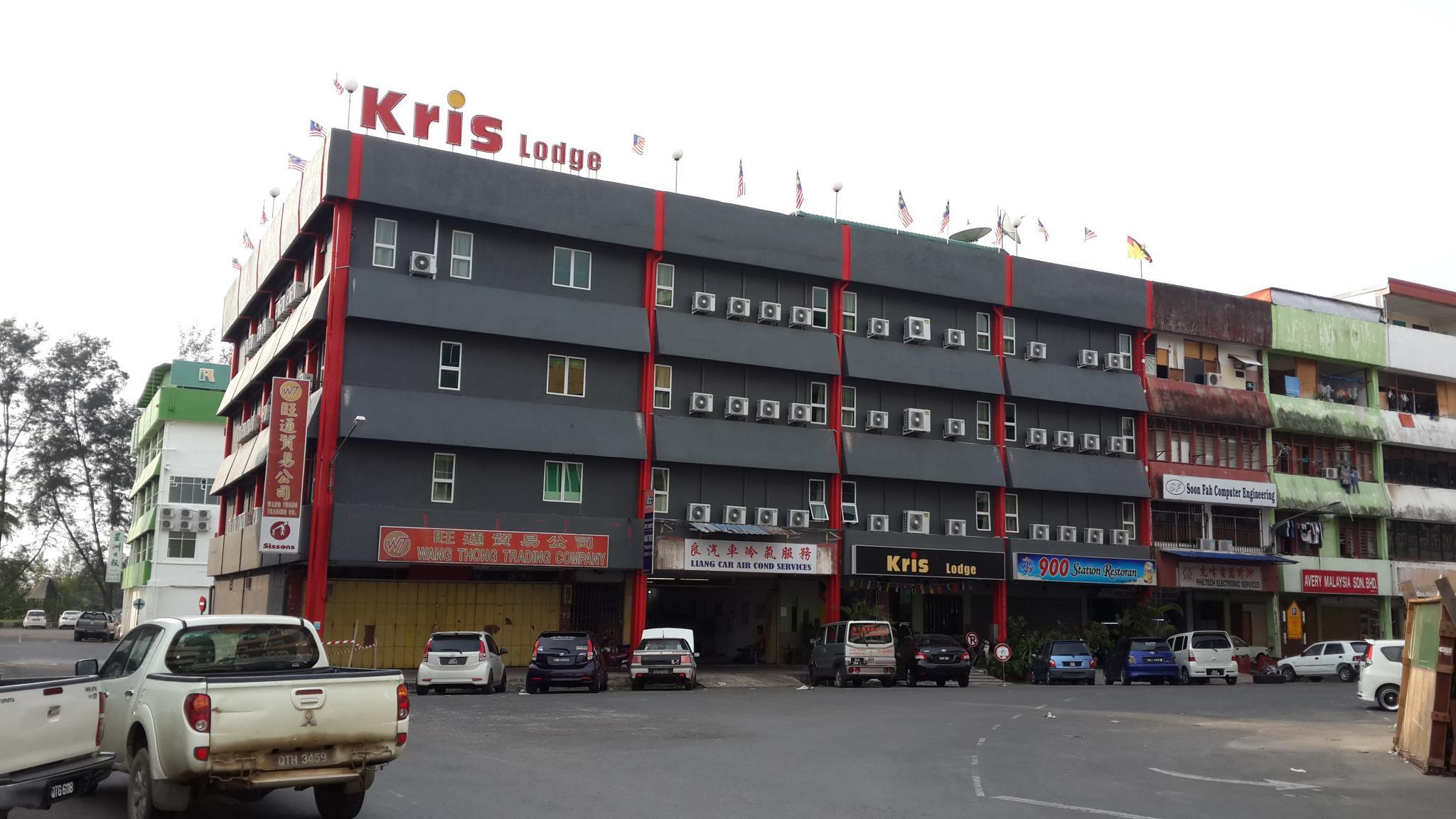 Kris Lodge, Bintulu