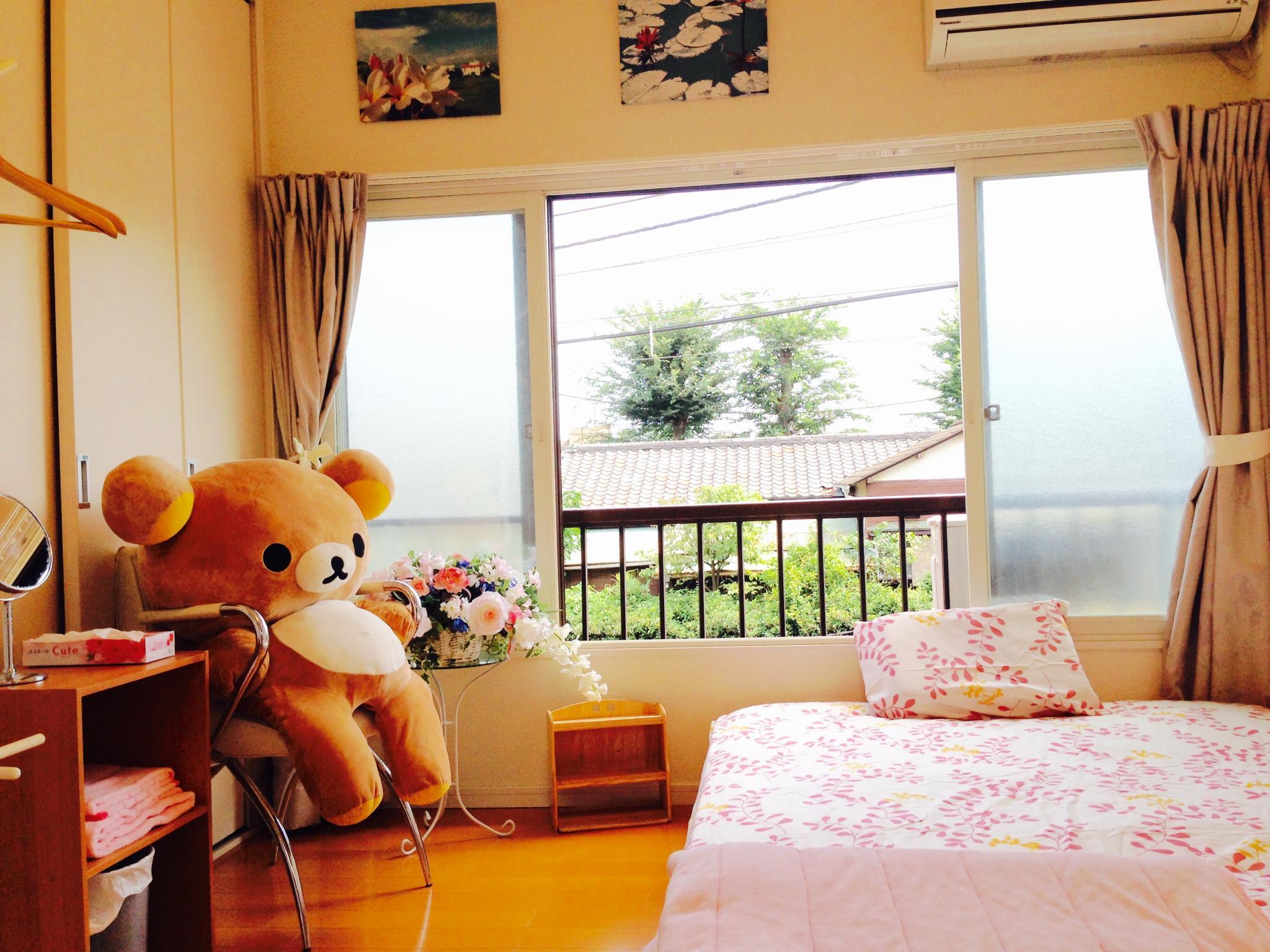 Japanese Culture House Yuka & Masato Room 1, Higashikurume