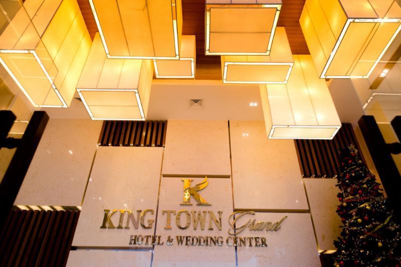 Khách sạn & Trung tâm tiệc cưới King Town Grand