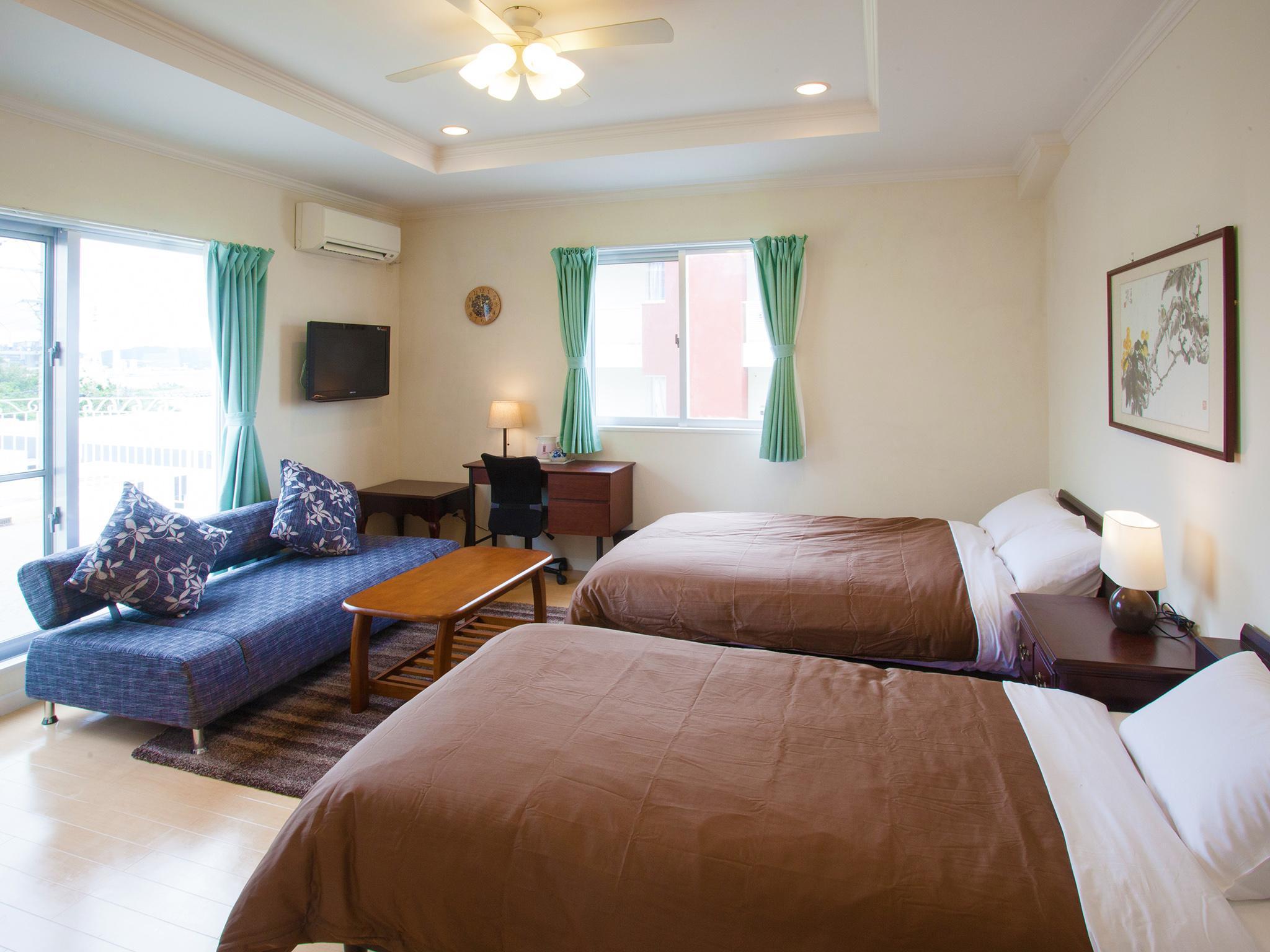 Kariyushi Condominium Resort Residential Del Sol, Uruma