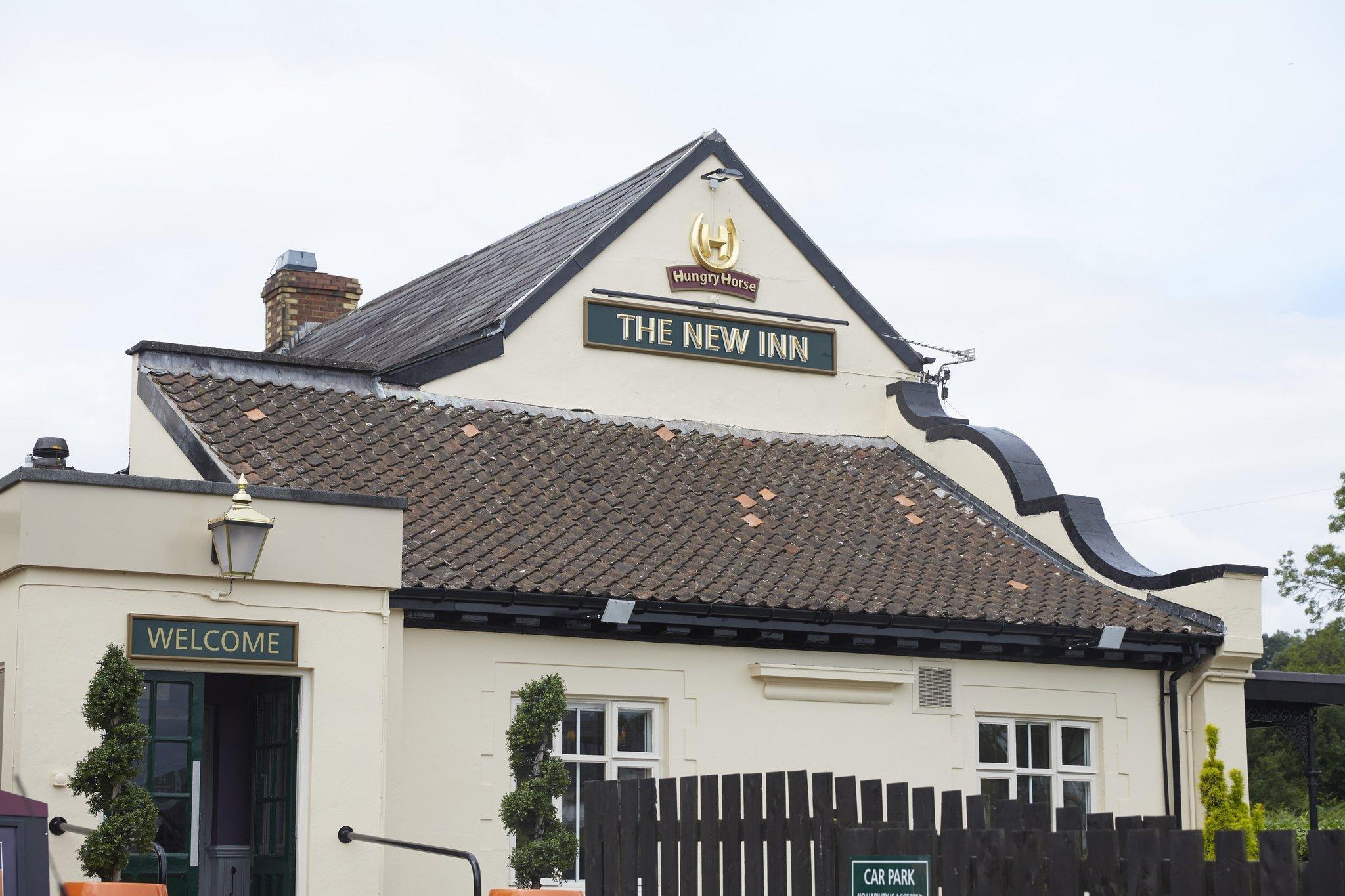 New Inn Hotel by Good Night Inns, Newport