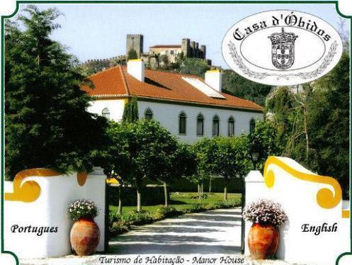 Casa D Obidos, Óbidos