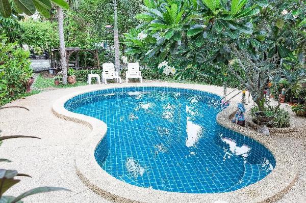 ZEN Rooms Soi Baan Khun Penn Phuket