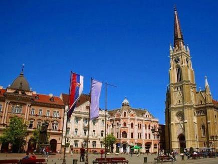 Car Royal Apartments and Rooms, Novi Sad