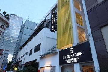 ST Signature Bugis Beach ( 5 Hours, 4PM-9PM) (SG Clean, Staycation Approved)