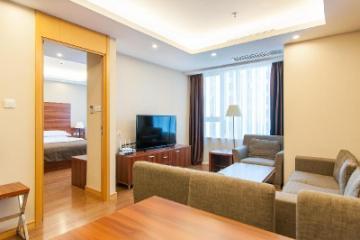 Роскошные апартаменты Tianjin Yoshi Xiaobailou Branch