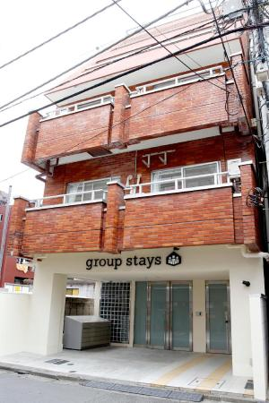 group stays Tokyo