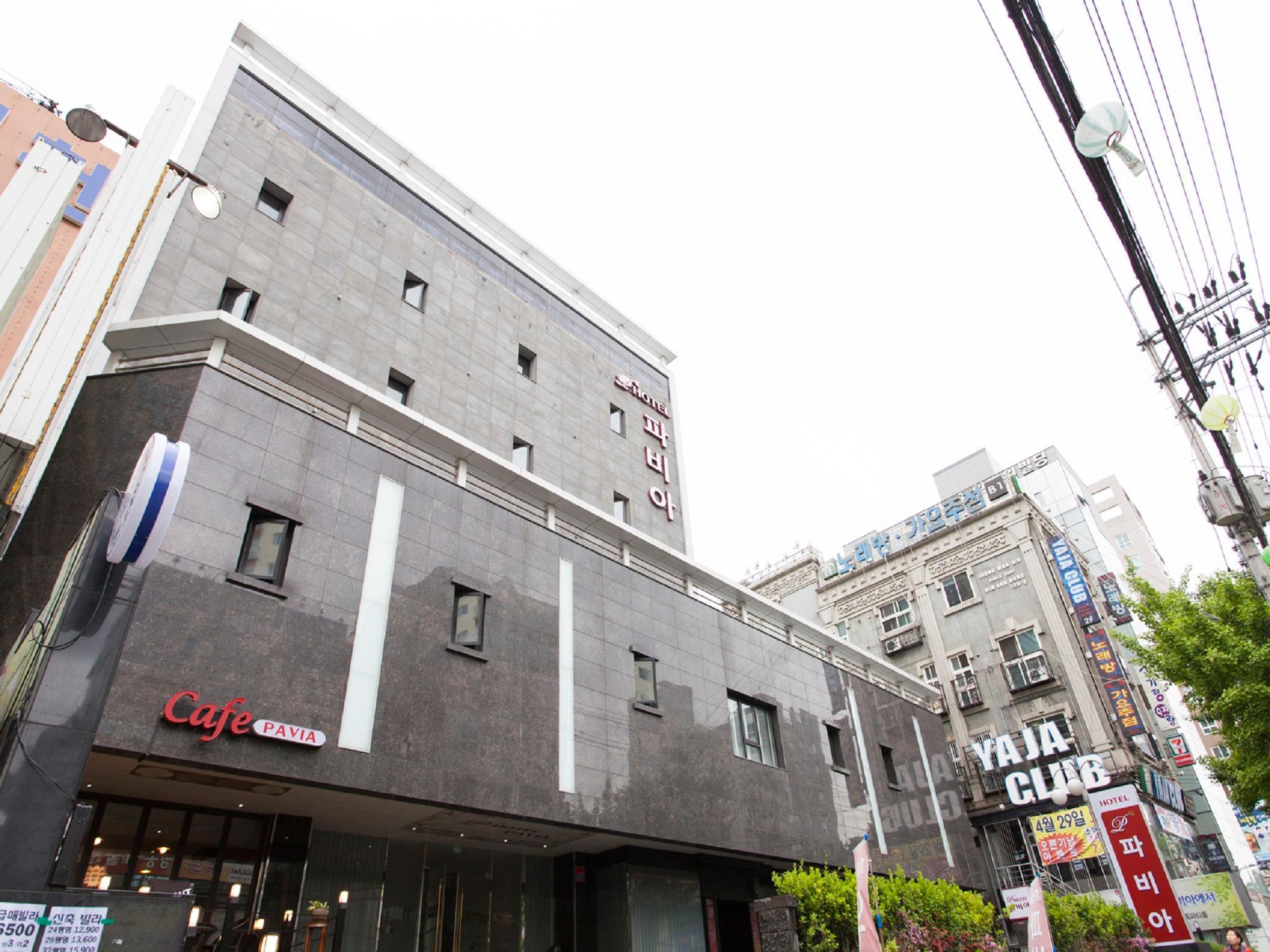 Pavia Tourist Hotel, Bucheon