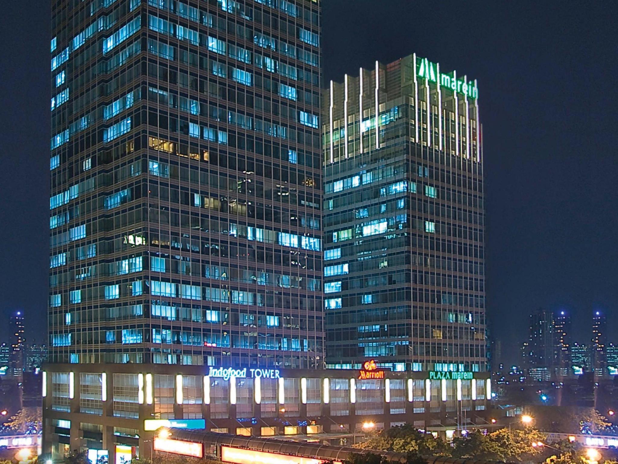 The Mayflower, Jakarta - Marriott Executive Apartments, Jakarta Pusat
